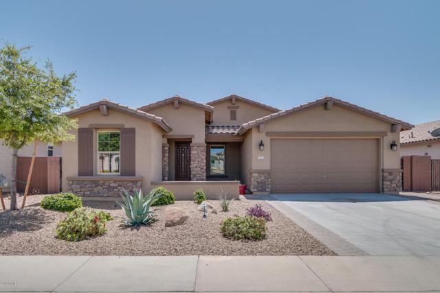 153 W Yellow Wood Avenue, San Tan Valley, AZ 85140 (MLS #5749399) :: My Home Group