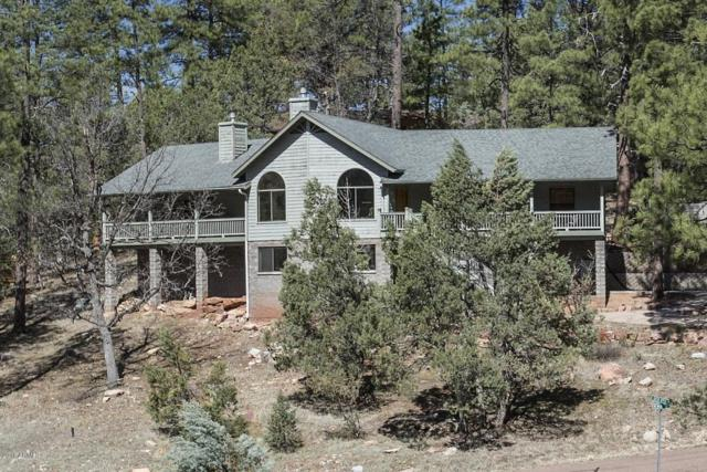178 W Memory Lane, Payson, AZ 85541 (MLS #5749673) :: Brett Tanner Home Selling Team