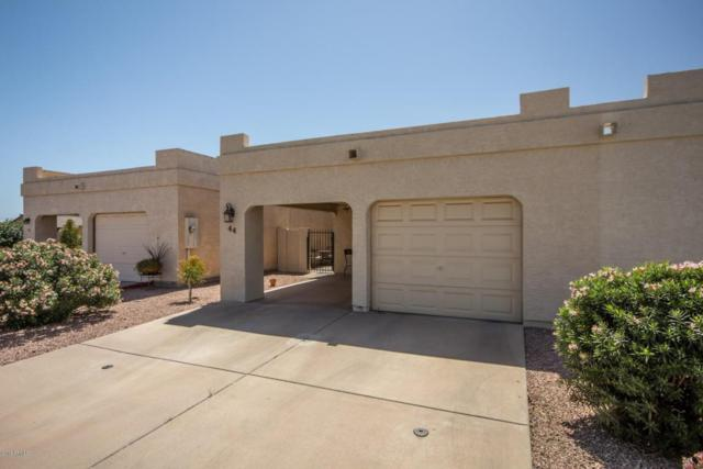 1920 S Plaza Drive #44, Apache Junction, AZ 85120 (MLS #5749780) :: The Everest Team at My Home Group
