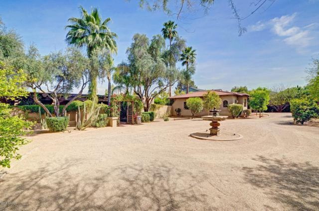 4841 N 68TH Street, Scottsdale, AZ 85251 (MLS #5749930) :: Sibbach Team - Realty One Group