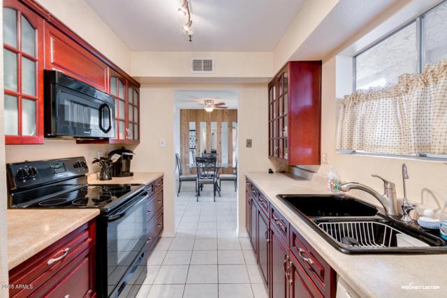 7474 E Earll Drive #107, Scottsdale, AZ 85251 (MLS #5750057) :: Brett Tanner Home Selling Team
