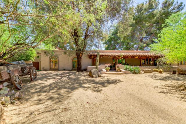 5737 E Horseshoe Road, Paradise Valley, AZ 85253 (MLS #5750377) :: Lux Home Group at  Keller Williams Realty Phoenix