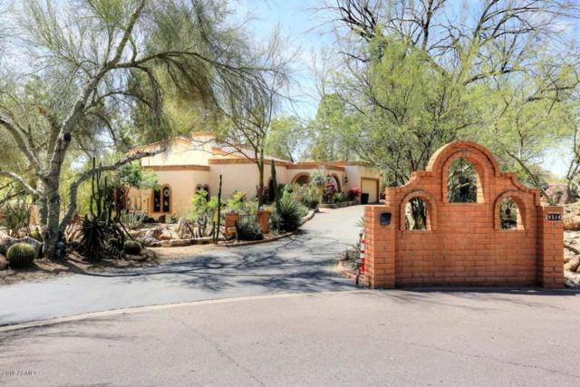 4514 E Pebble Ridge Road, Paradise Valley, AZ 85253 (MLS #5750639) :: Lux Home Group at  Keller Williams Realty Phoenix