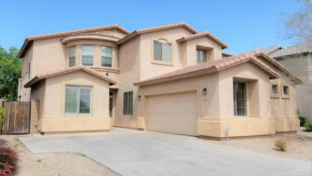 20502 N Jones Drive, Maricopa, AZ 85138 (MLS #5750825) :: The Garcia Group @ My Home Group