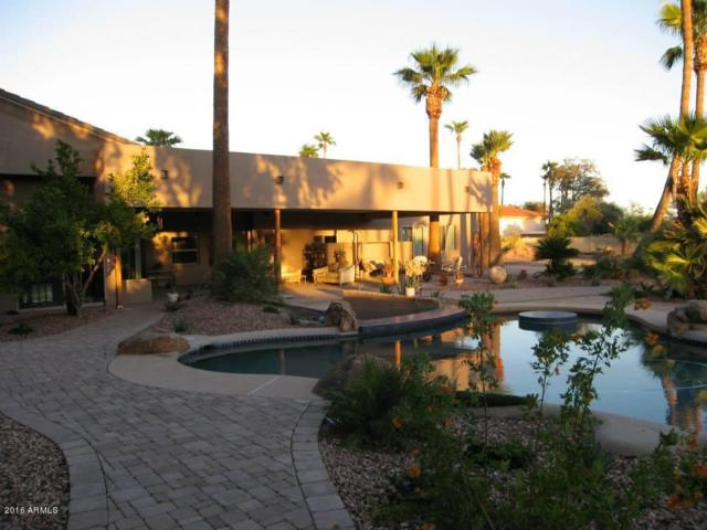 7028 N Via De Alegria, Scottsdale, AZ 85258 (MLS #5750850) :: Kortright Group - West USA Realty