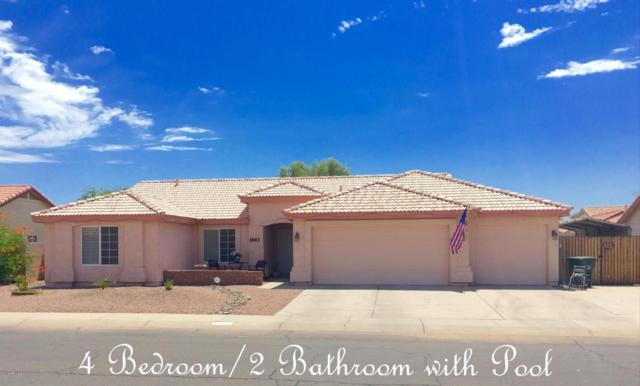 1663 E Carolyn Way, Casa Grande, AZ 85122 (MLS #5750878) :: Yost Realty Group at RE/MAX Casa Grande