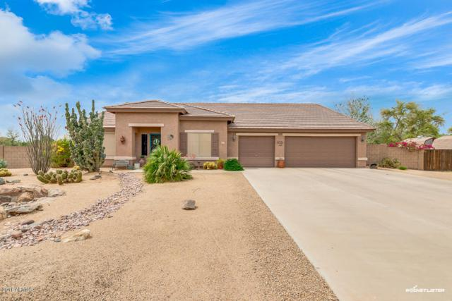 8114 N 178TH Avenue, Waddell, AZ 85355 (MLS #5751022) :: Kelly Cook Real Estate Group