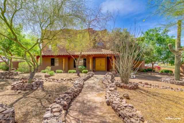 5955 E Shiprock Street, Apache Junction, AZ 85119 (MLS #5751139) :: Brett Tanner Home Selling Team