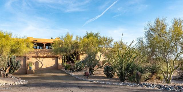 9327 E Venus Drive, Carefree, AZ 85377 (MLS #5751195) :: RE/MAX Excalibur