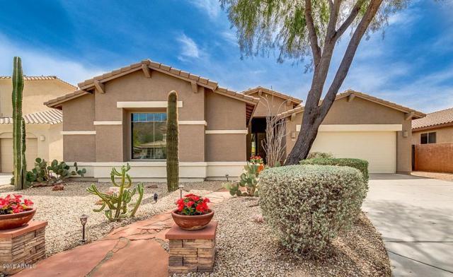 8699 W Bajada Road, Peoria, AZ 85383 (MLS #5751257) :: The Laughton Team