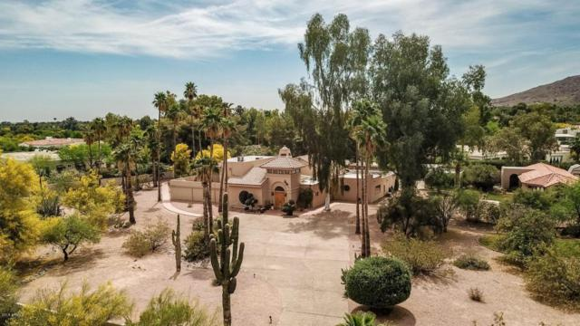 6145 E Cactus Wren Road, Paradise Valley, AZ 85253 (MLS #5751525) :: Sibbach Team - Realty One Group