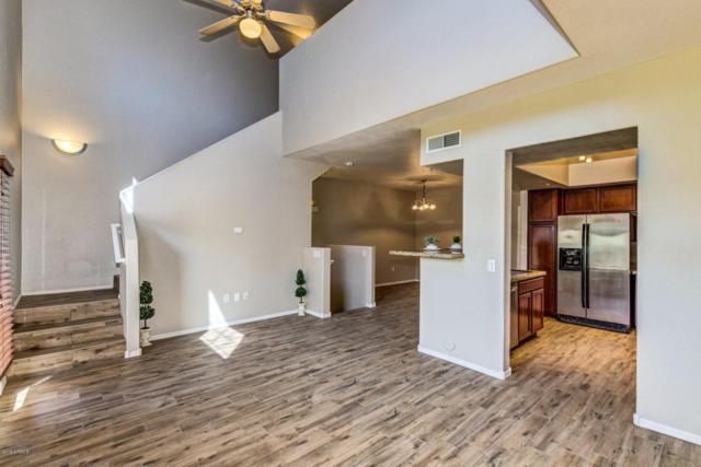 2402 E 5TH Street #1504, Tempe, AZ 85281 (MLS #5751647) :: Brett Tanner Home Selling Team