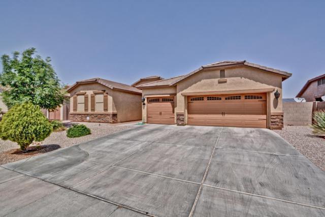 22190 W Ashleigh Marie Drive, Buckeye, AZ 85326 (MLS #5751834) :: My Home Group