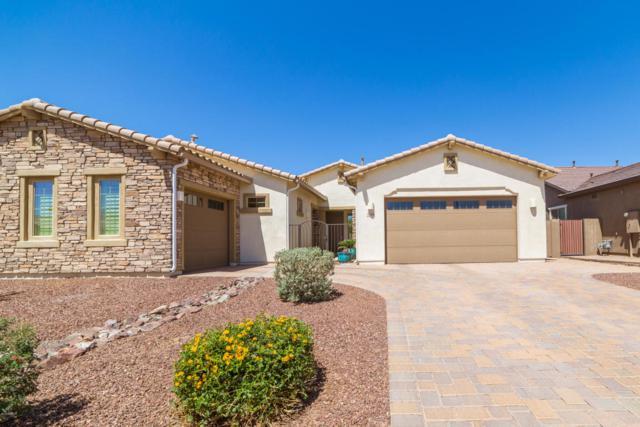 1146 E Holbrook Street, Gilbert, AZ 85298 (MLS #5751899) :: Sibbach Team - Realty One Group