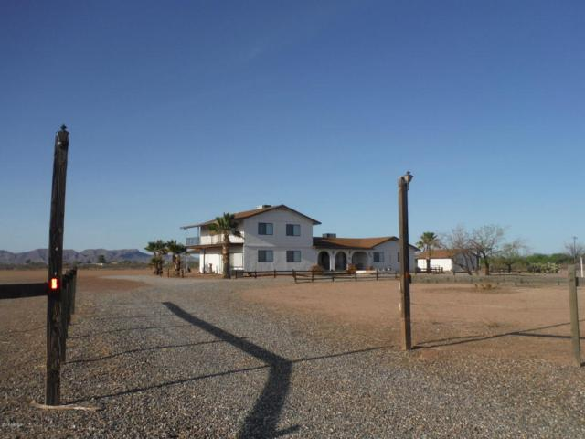 50636 W Iver Road, Aguila, AZ 85320 (MLS #5751993) :: The Garcia Group @ My Home Group