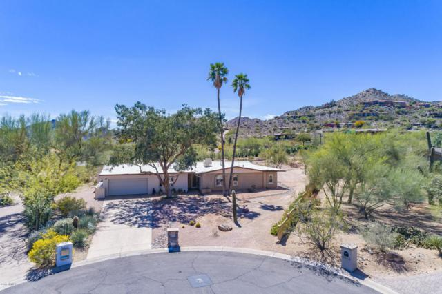 8513 N 48TH Place, Paradise Valley, AZ 85253 (MLS #5752030) :: The Wehner Group