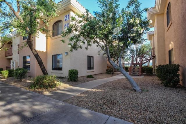 10030 W Indian School Road #169, Phoenix, AZ 85037 (MLS #5752080) :: Brett Tanner Home Selling Team