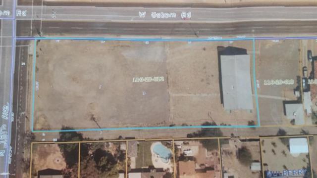 1333 W Osborn Road, Phoenix, AZ 85013 (MLS #5752261) :: Brett Tanner Home Selling Team