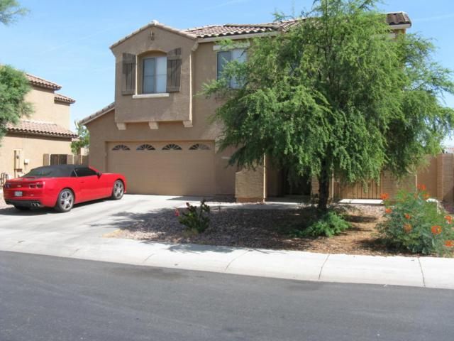 1550 E Prickly Pear Place, Casa Grande, AZ 85122 (MLS #5752311) :: Sibbach Team - Realty One Group
