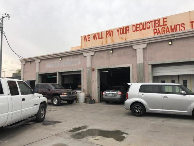 1543 E Van Buren Street, Phoenix, AZ 85006 (MLS #5752367) :: My Home Group
