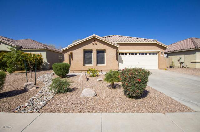 1793 N Greenway Lane, Casa Grande, AZ 85122 (MLS #5752421) :: Yost Realty Group at RE/MAX Casa Grande