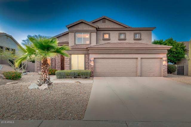 16308 E Crystal Ridge Drive, Fountain Hills, AZ 85268 (MLS #5752462) :: My Home Group