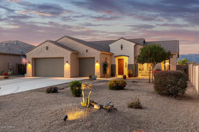 17878 E Reposa Court, Gold Canyon, AZ 85118 (MLS #5752554) :: Revelation Real Estate