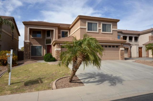 10734 E Lobo Avenue, Mesa, AZ 85209 (MLS #5752563) :: The Jesse Herfel Real Estate Group