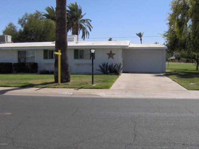 10347 W Oakmont Drive, Sun City, AZ 85351 (MLS #5752596) :: Brett Tanner Home Selling Team