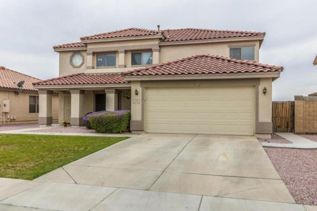 9152 N 82ND Lane, Peoria, AZ 85345 (MLS #5752791) :: Occasio Realty
