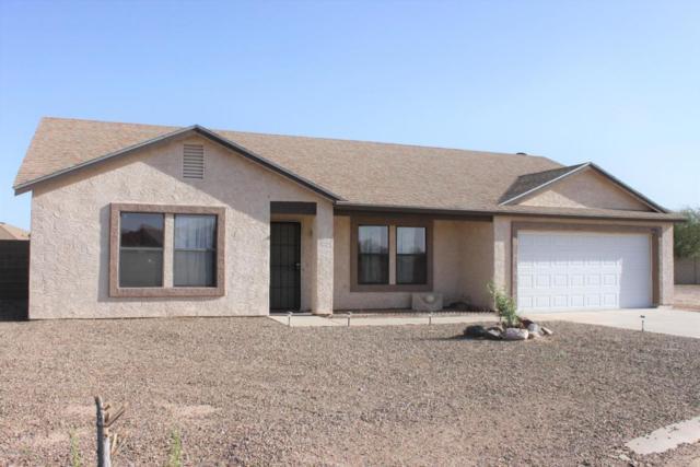 10960 W Cambria Circle, Arizona City, AZ 85123 (MLS #5752889) :: Yost Realty Group at RE/MAX Casa Grande