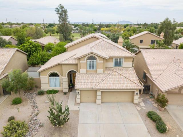 3737 E San Remo Avenue, Gilbert, AZ 85234 (MLS #5752985) :: Lifestyle Partners Team