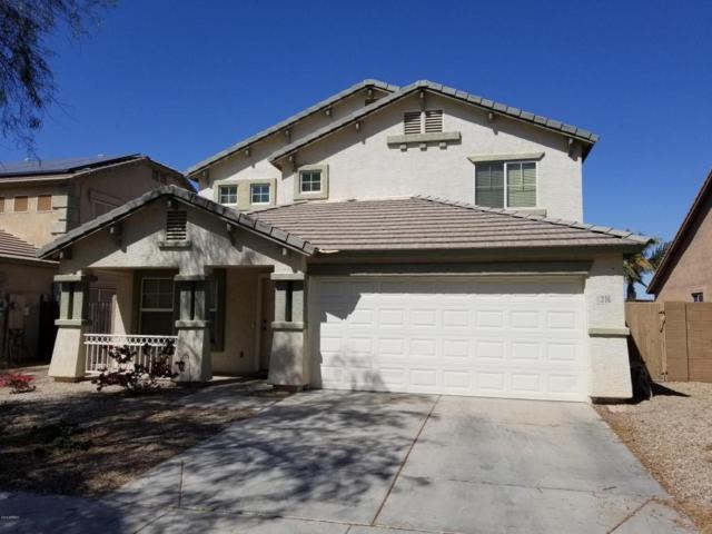 216 N 153RD Avenue, Goodyear, AZ 85338 (MLS #5753064) :: Occasio Realty