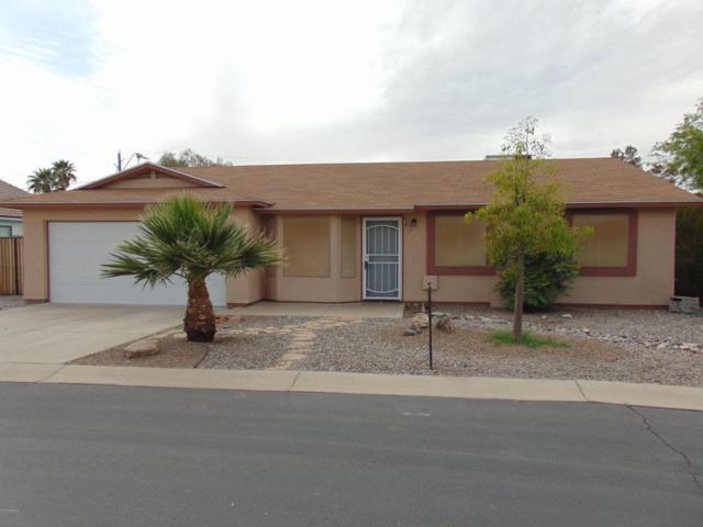 912 N Navajo Lane, Coolidge, AZ 85128 (MLS #5753136) :: Yost Realty Group at RE/MAX Casa Grande