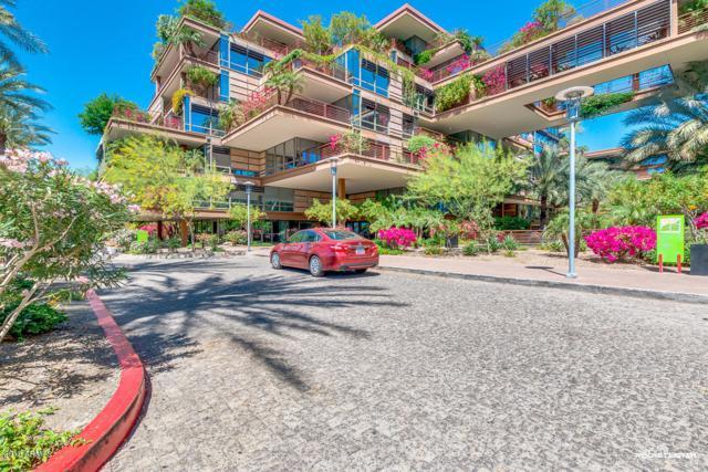 7131 E Rancho Vista Drive #1003, Scottsdale, AZ 85251 (MLS #5753236) :: Brett Tanner Home Selling Team