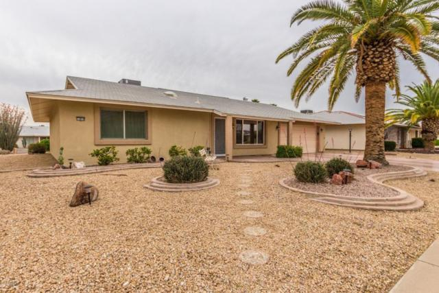 13019 W Rampart Drive, Sun City West, AZ 85375 (MLS #5753316) :: Sibbach Team - Realty One Group