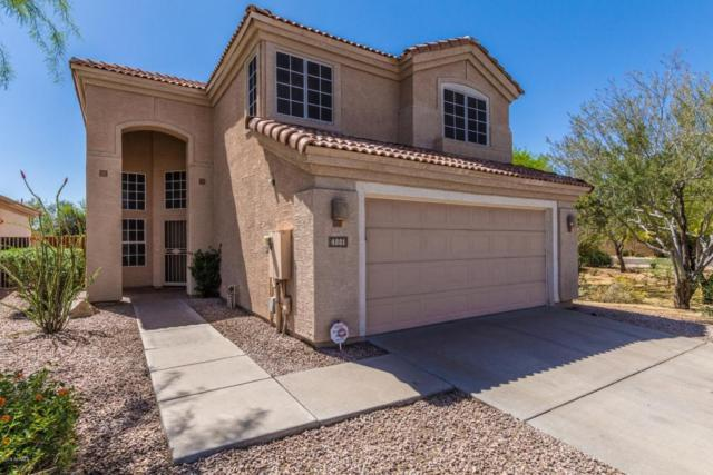 4221 E Cascalote Drive, Cave Creek, AZ 85331 (MLS #5753325) :: The Wehner Group