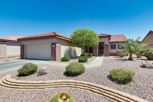 19863 N Shadow Mountain Drive, Surprise, AZ 85374 (MLS #5753343) :: The Sweet Group