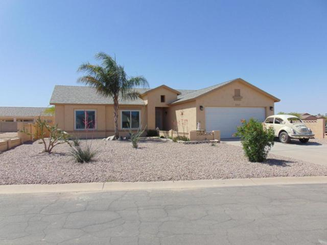 8497 W Concordia Drive, Arizona City, AZ 85123 (MLS #5753491) :: The Wehner Group