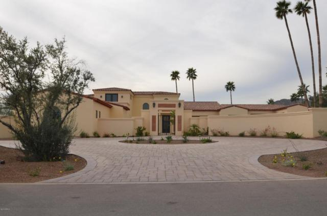 6510 N 48th Street, Paradise Valley, AZ 85253 (MLS #5753492) :: The Wehner Group