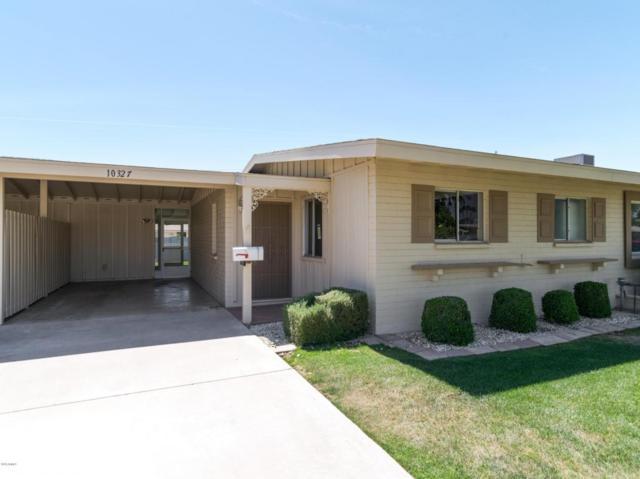 10327 W Clair Drive, Sun City, AZ 85351 (MLS #5753572) :: Keller Williams Legacy One Realty