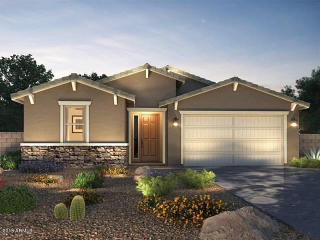 40120 W Brandt Drive, Maricopa, AZ 85138 (MLS #5753597) :: Sibbach Team - Realty One Group
