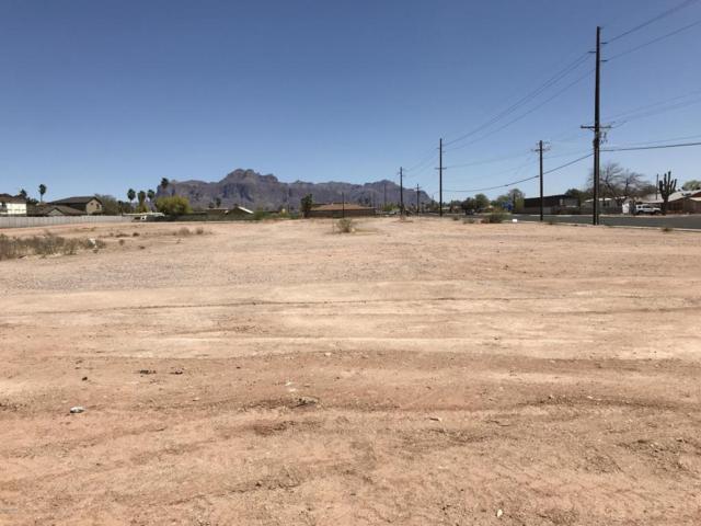 0 W Superstition Boulevard, Apache Junction, AZ 85120 (MLS #5753671) :: The Kenny Klaus Team