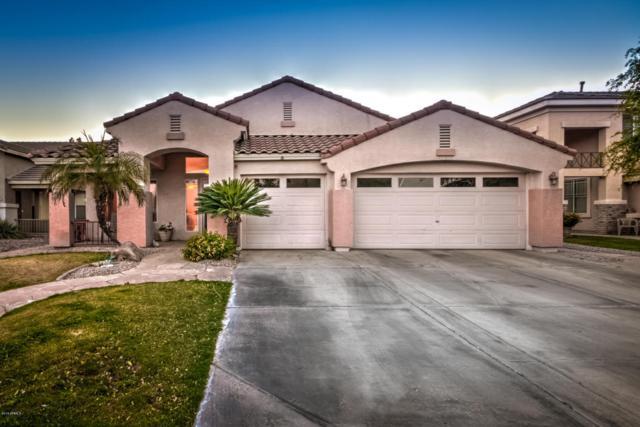 728 N Bridlegate Drive, Gilbert, AZ 85234 (MLS #5753734) :: The Kenny Klaus Team