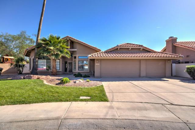 1025 W Lakeridge Drive, Gilbert, AZ 85233 (MLS #5753751) :: The Kenny Klaus Team