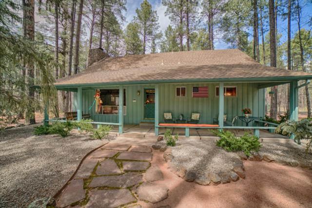 2961 Hummingbird Lane, Pinetop, AZ 85935 (MLS #5753800) :: Occasio Realty