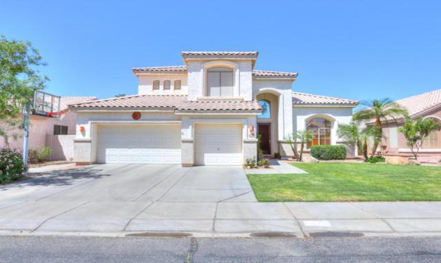 2422 S Nolina Drive, Chandler, AZ 85286 (MLS #5753838) :: The Kenny Klaus Team