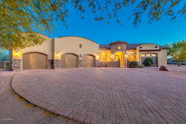 16915 E Desert Vista Trail, Rio Verde, AZ 85263 (MLS #5753851) :: The Kenny Klaus Team