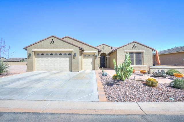 4662 W Pueblo Drive, Eloy, AZ 85131 (MLS #5753864) :: The Wehner Group