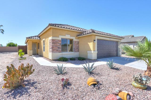 2033 N Thunderbird Avenue, Casa Grande, AZ 85122 (MLS #5753884) :: Occasio Realty